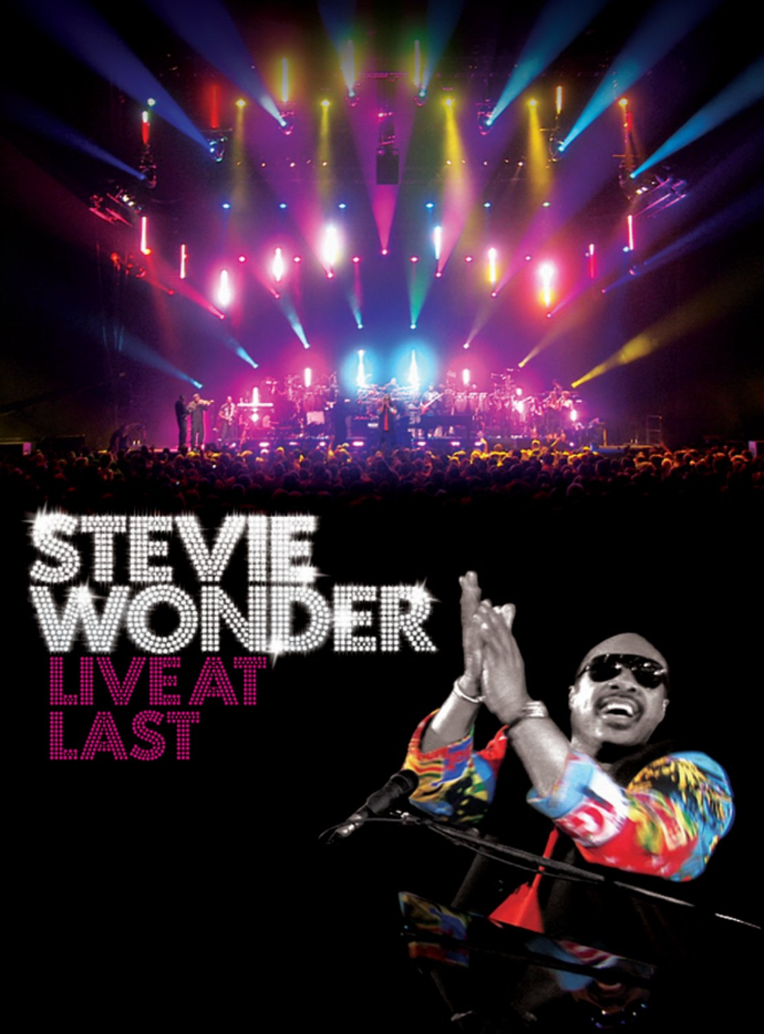 gue nonton konser stevie wonder live at last a wonder summer s night ...